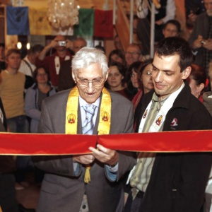 Opening of the Krakow Buddhist Centre