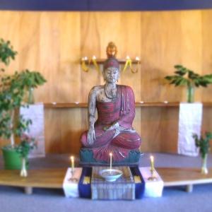 Wellington Buddha
