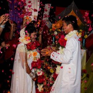 Neha's wedding