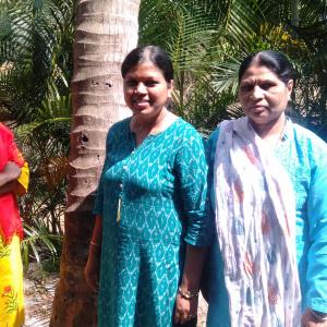 Surekha, Dhni. Vajradharini and A mitra