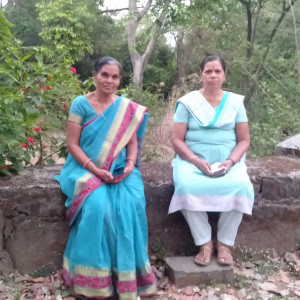 Dhni. Aryavati and Mrs. Karade