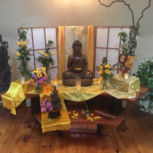 Buddha Day Shrine