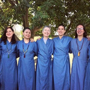 The Public Ordination of seven Mexican women was livestreamed in April 2017