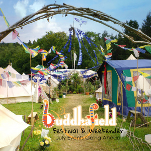 Buddhafield Weekender mini fest