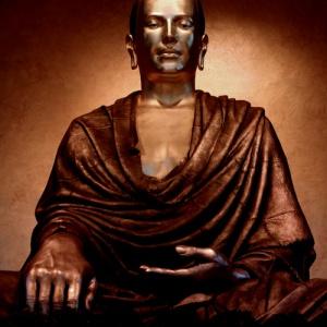 New Shakyamuni rupa