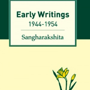 Early Writings book cover