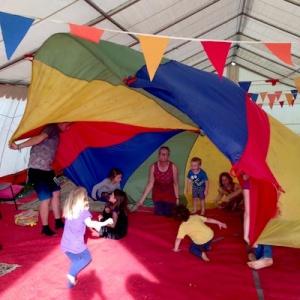 Kids' tent