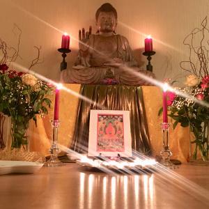 Our Shrine Room