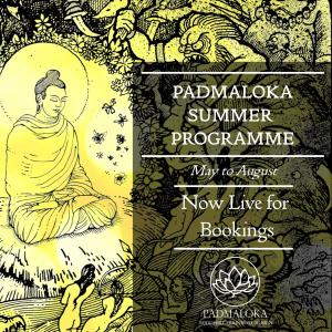 Padmaloka, Men's retreats, Ordination Training