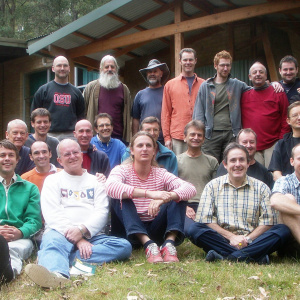Men's GFR retreat 2004