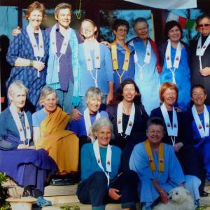 Women's ordinations Golden Bay 2007