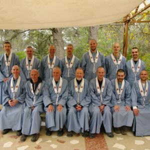 Arthapriya with ordinands