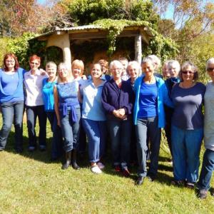 Women's ordination retreat 2014