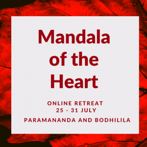 Mandala of the Heart with Paramananda and Bodhilila