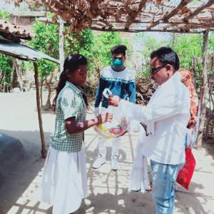 distribution food kit