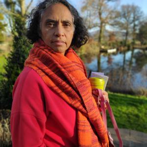 Amaragita, the new Chair of Buddhafield