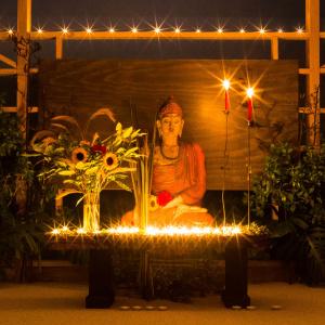 Special Dedication shrine