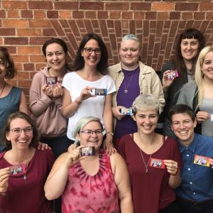 The 2019 Dharma Life Course gang!