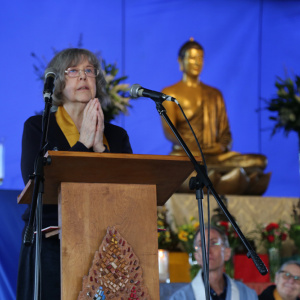 Dhammadinna, ordained by Sangharakshita in 1973, reflects on her connection with her teacher.