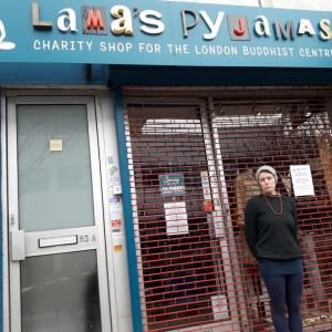 Lamas Pyjamas in London UK has closed