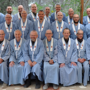 During the ordination period.