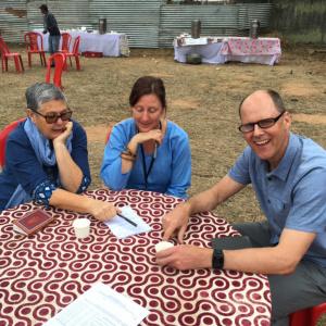 Still planning... Parami, Aryajaya, Lokeshvara, International Order Conveners